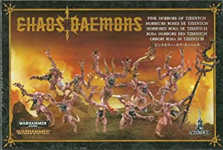 Pink Horrors of Tzeentch Warhammer Fantasy 40k by Games Workshop