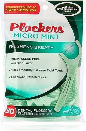Plackers Dental Micro Mint