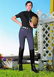 Devon-Aire Ladies All-Pro Ribbed Breeches 26 Long