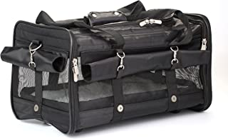 Airline Approved Sherpa On Wheels Deluxe Pet Carriers For Travel Ease