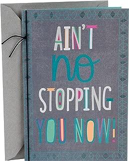 Hallmark Mahogany Graduation Card (Ain't No Stopping You)