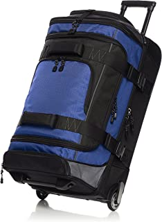 large travel duffel bags with wheels