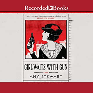 girl with bible and gun
