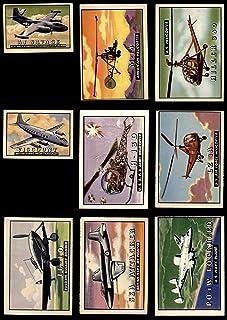 1952 Topps Wings 50 Card Starter Set/Lot (Card) Dean`s Cards 4 - VG/EX