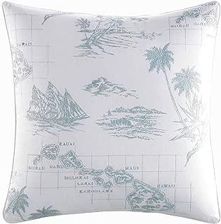 Tommy Bahama Sailaway Pillow, 16x16, Blue