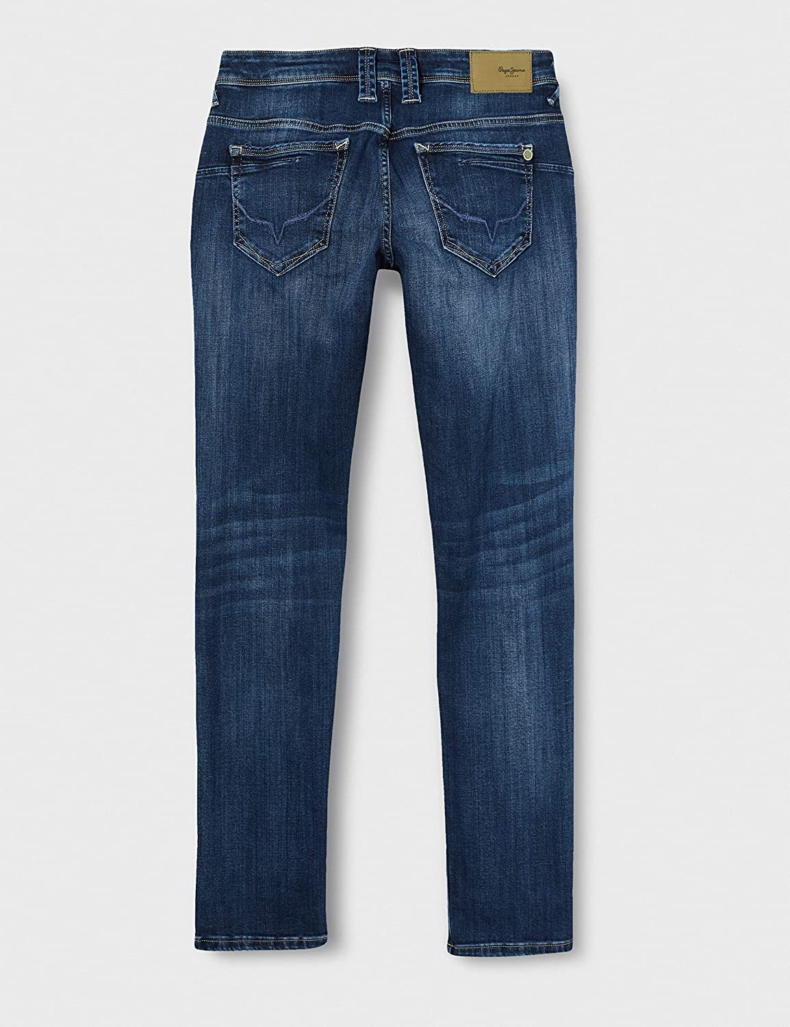 Pepe Jeans Men's Zinc Straight Jeans Blue (Denim 000)