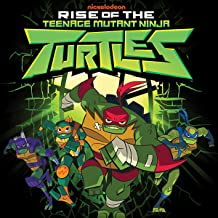 Teenage Mutant Ninja Turtles: Rise of the TMNT (Collections) (2 Book Series)
