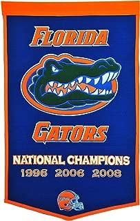 Winning Streak NCAA Dynasty Wool Banner
