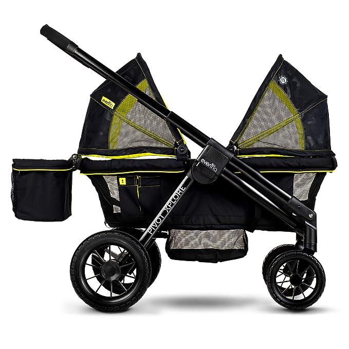 Evenflo Pivot Xplore All-Terrain Stroller Wagon - Best Performance