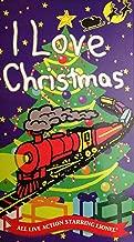 I Love Christmas VHS