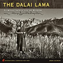 The Dalai Lama 2020 Wall Calendar: Glimpses Into a Life of Wisdom