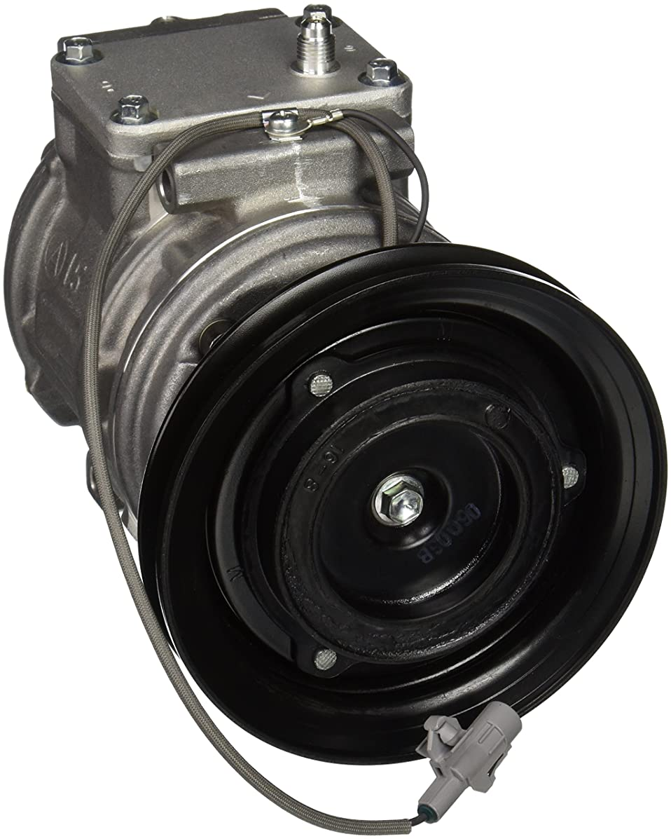 Denso 471-1142 New Compressor with Clutch