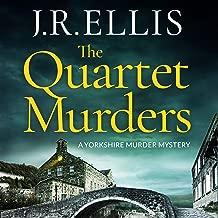 The Quartet Murders: Yorkshire Murder Mystery Series, Book 2