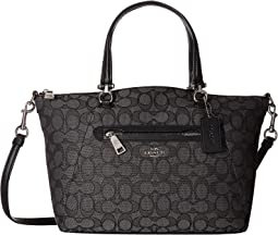 COACH Signature Prairie Satchel