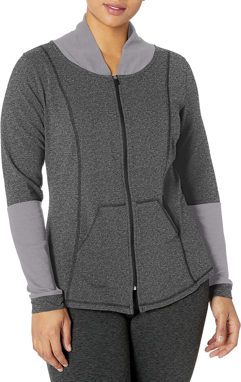 Rainbeau Curves Women's Plus SizeElla Zip-up Jacket Size