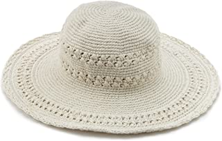 San Diego Hat Company Women's Cotton Crochet Hat