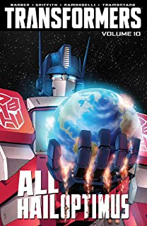 Transformers (2011-2016) Vol. 10 (Transformers: Robots In Disguise (2011-2016))