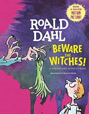 Beware the Witches!: A Sticker and Activity Book