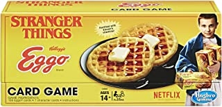 Stranger Things Eggo Card Game