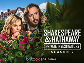 Shakespeare & Hathaway: Private Investigators, Season 2