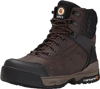 45 steel toe boot