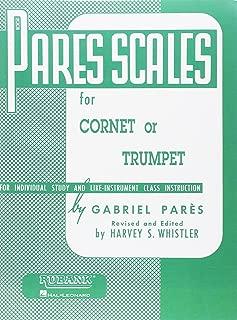 Pares Scales: Cornet, Trumpet or Baritone T.C. (Brass Method)