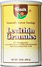 granulated soy lecithin benefits