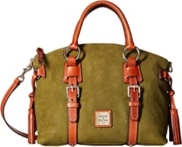 Dooney & Bourke - Nubuk Bristol Satchel