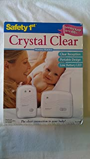 Safety 1st Crystal Clear Monitor UPC 052181492303