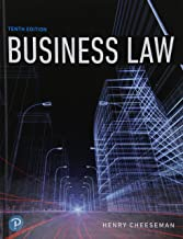 Business Law Plus MyLab Business Law with Pearson eText -- Access Card Package (10th Edition)
