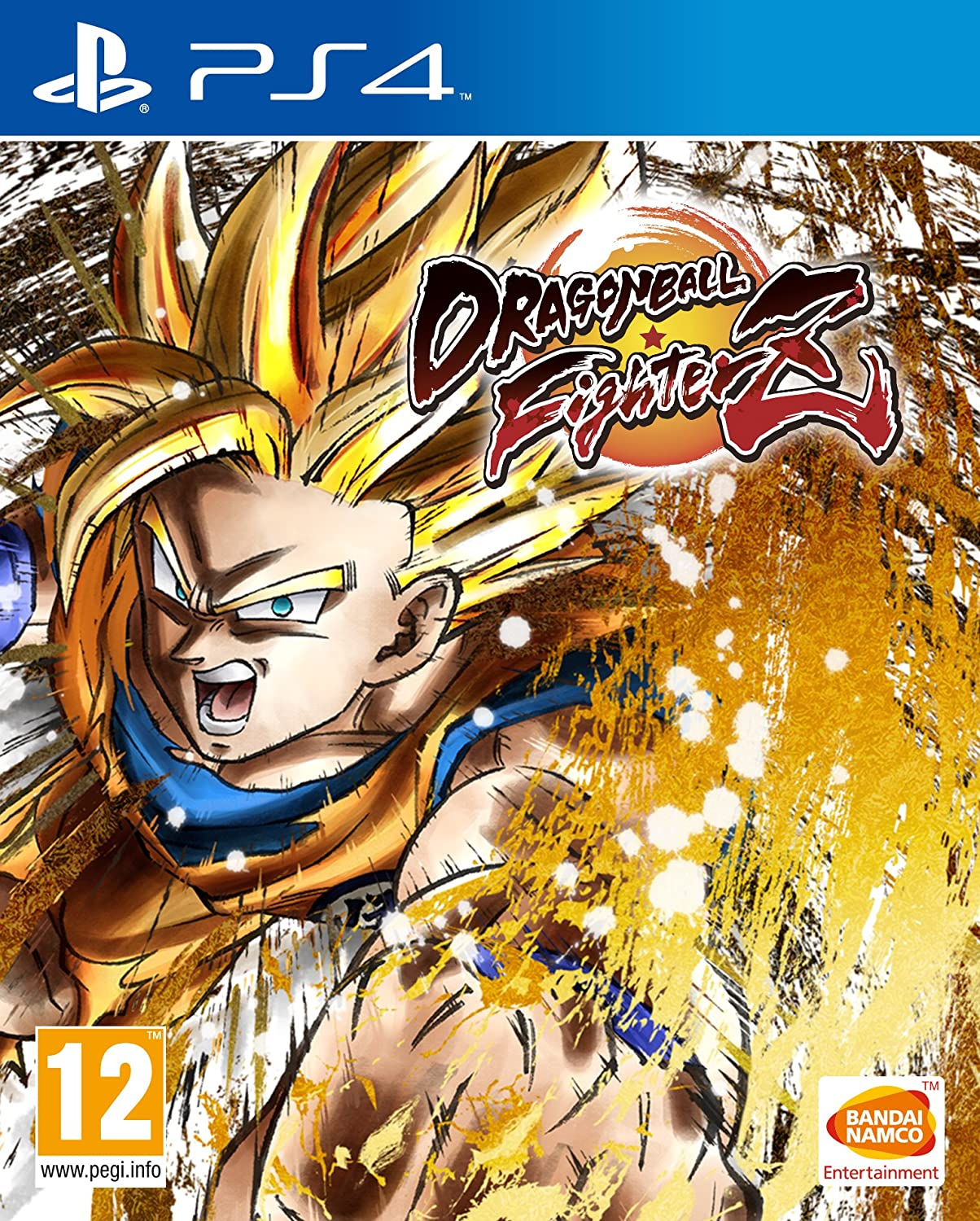 Dragon Ball Attention Choice brand FighterZ PS4