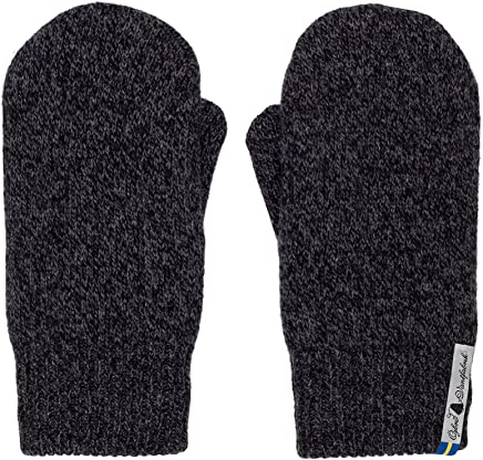 0b054ba02e81c Öjbro Swedish made 100% Merino Wool Soft Thick   Extremely Warm Mittens (as  Featured