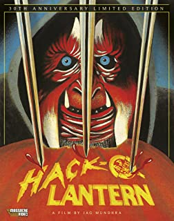 Hack-O-Lantern Halloween Night