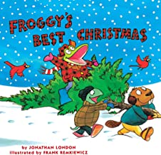 Froggy's Best Christmas: Froggy