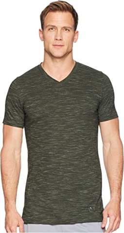 Under Armour - Sportstyle Core V-Neck Tee