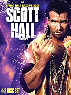 scott hall razor ramon