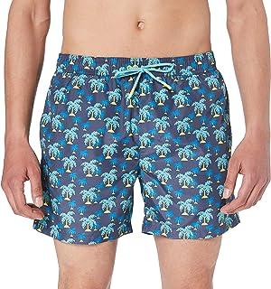 BOSS Men's Freefish Swim Trunks