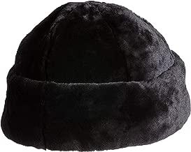 Overland Sheepskin Co Australian Mouton Shearling Cossack Hat