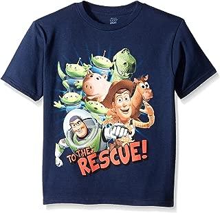 Freeze Children's Apparel Disney Boys' Little Boys' Toy Story Action Heroes Short Sleeve T-Shirt