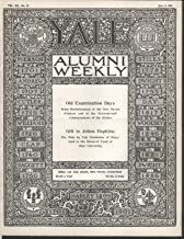 YALE ALUMNI WEEKLY Varsity Football Squad Johns Hopkins Gift 1/6 1911