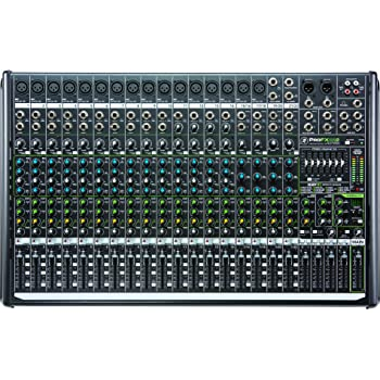 Mackie Mixer - Unpowered, 22 Channel (PROFX22V2)