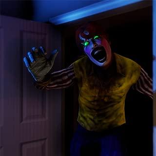 Scary Evil Clown Escape Surival Game : Halloween Killer Revenge Spooky Game 2019