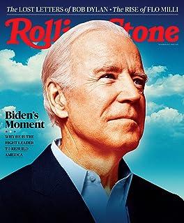 Rolling Stone Magazine (November, 2020) Joe Biden's Moment