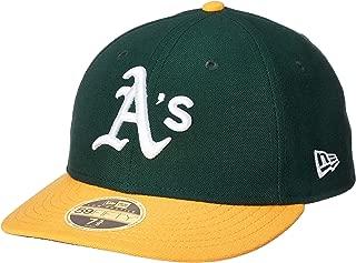 (ニューエラ)NEW ERA ベースボールウェア MLB LP ACPERF オークランド・アスレチックス ホームキャップ 17J 11449294 [ユニセックス] 11449294 チームカラー 7.1/2