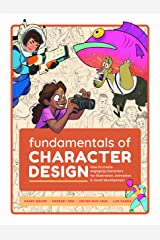 Fundamentals of Character Design: How to Create Engaging Characters for Illustration, Animation & Visual Development Paperback