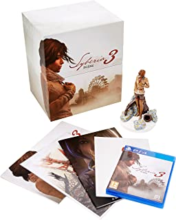 syberia 3 collector's edition