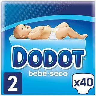 Dodot - Pañales con Canales de Aire Bebé-Seco, Talla 2,