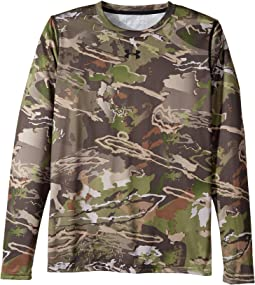 Under Armour Kids - UA Scent Control Tech Long Sleeve (Big Kids)