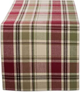 DII CBBB01335 Cotton Table Runner for Wedding, Birthday, Dinner Parties, Christmas, Holidays, or Everyday Use, 13