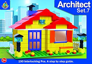 toyztrend Architect Set 7 for Kids who Dream Big and Wants to Create Something Different. This Set Helps Kids to Enhance Their Thinking Skills as Well as Cognitive Skills